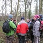 Silkstone group on field visit